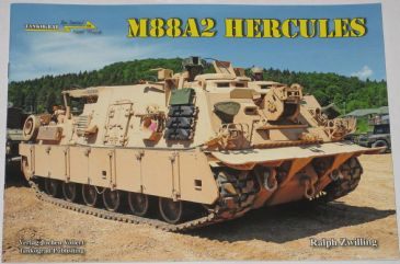M88A2 Hercules, by Ralph Zwilling
